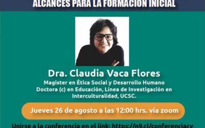 Trayectorias Interculturales Docentes: Alcances para al Formación Inicial